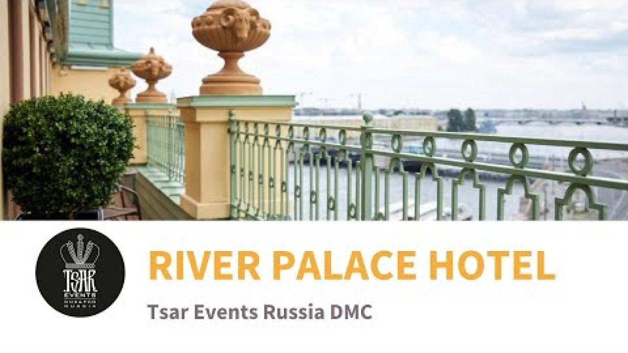 RIVER PALACE ST. PETERSBURG  - Business hotel in Historical City Center of St. Petersburg, Russia